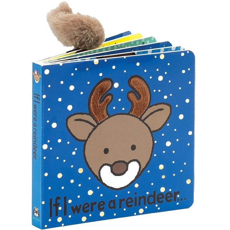 If I were a Reindeer Board Book