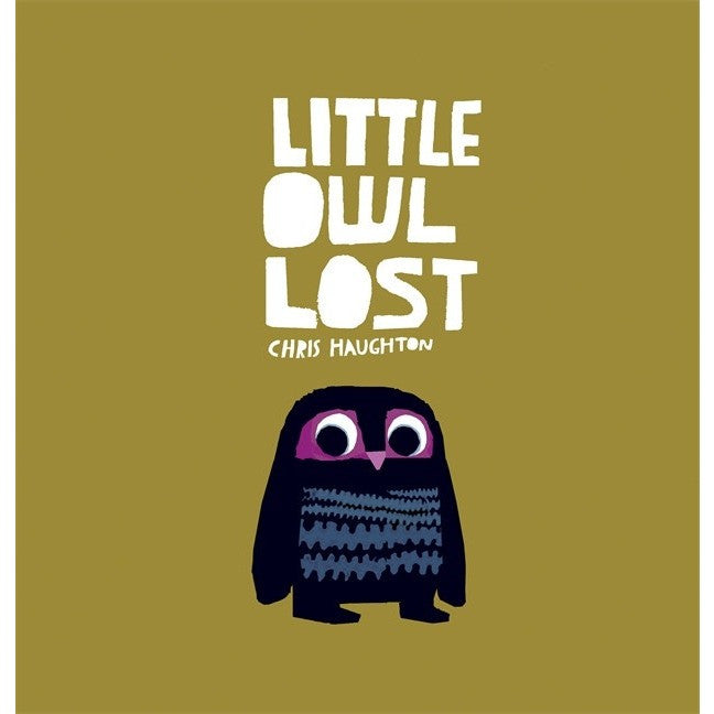 Little Owl Lost Board Book - Board Books - Anglo Dutch Pools and Toys