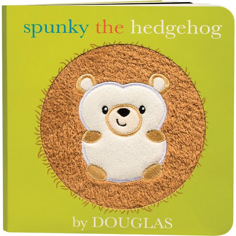 Board Books - Spunky The Hedgehog Board Book
