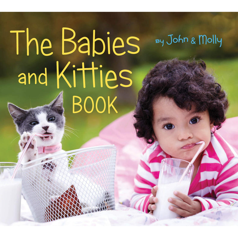 Board Books - The Babies And Kitties Board Book