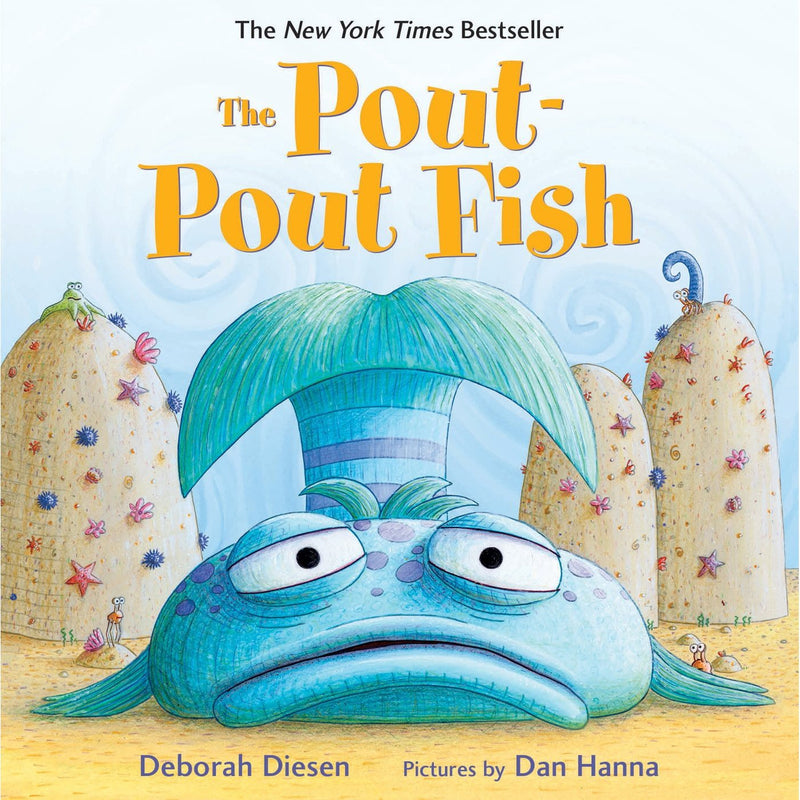 Board Books - The Pout-Pout Fish