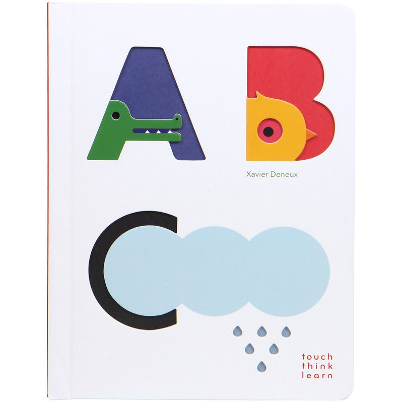 TouchThinkLearn: ABC Board Book