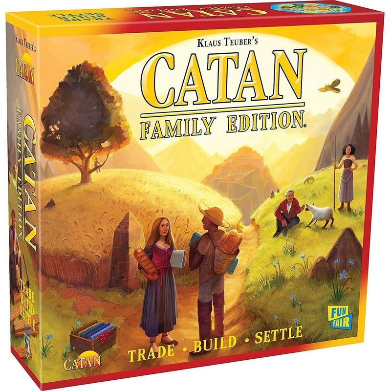 Catan - Family Edition Board Game