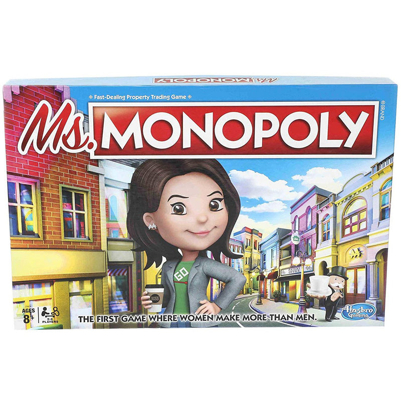 Board Games - Ms. Monopoly