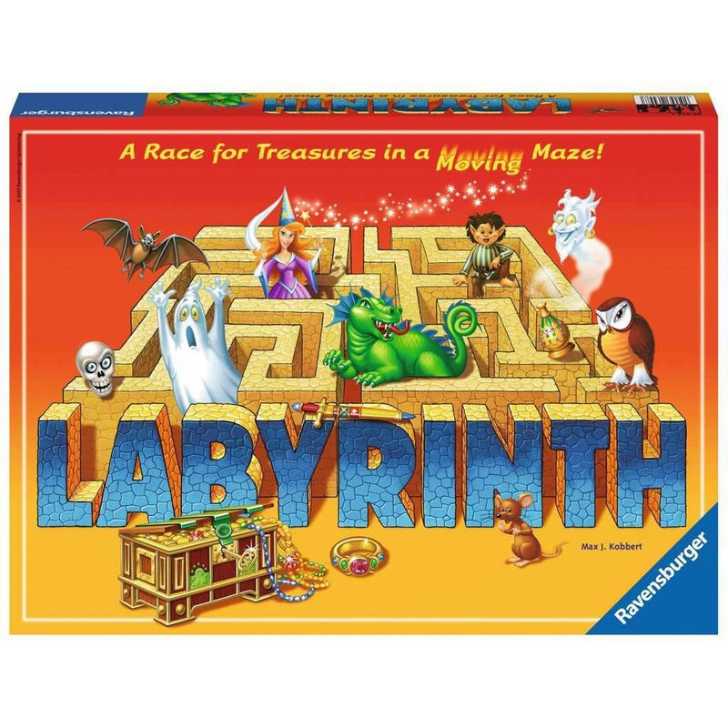 Board Games - Ravensburger Labyrinth Maze Board Game
