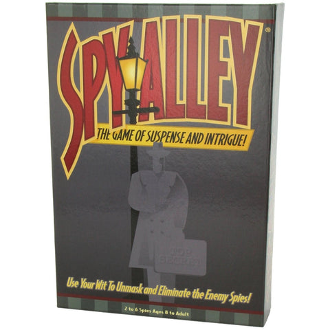 Spy Alley - Board Games - Anglo Dutch Pools and Toys