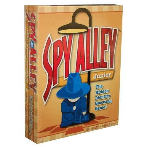 Spy Alley Junior - Board Games - Anglo Dutch Pools and Toys