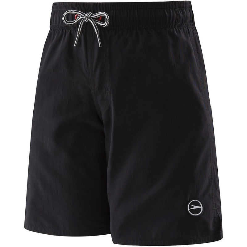 Speedo Boys Sun Ray Volley (4-20)- Black