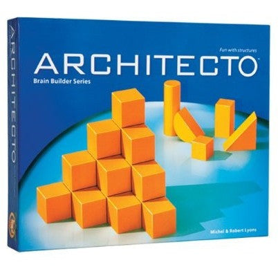 Architecto Game - Brain Teasers and Strategy - Anglo Dutch Pools and Toys