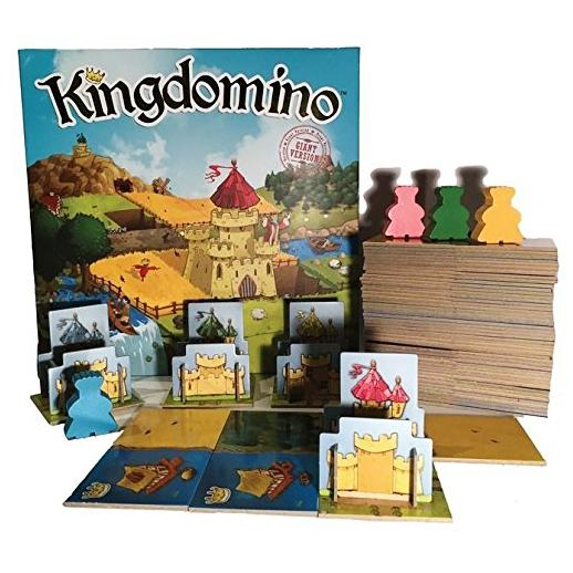 Brain Teasers And Strategy - Kingdomino Giant (Limited Edition)