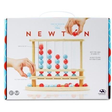 Brain Teasers And Strategy - Marbles Newton – Interactive Game