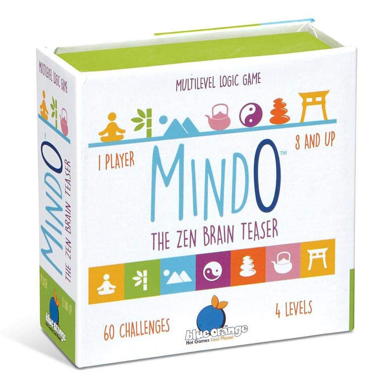 Brain Teasers And Strategy - Mindo Zen Game