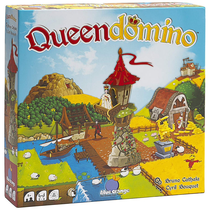 Brain Teasers And Strategy - Queendomino
