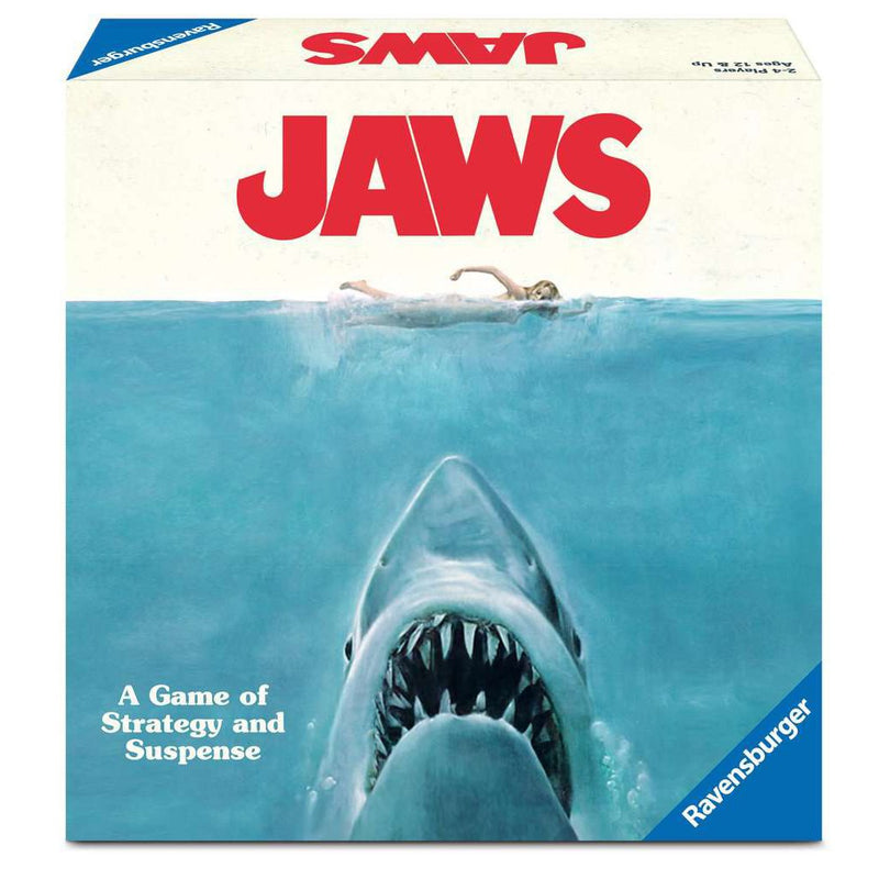 Brain Teasers And Strategy - Ravensburger JAWS Game
