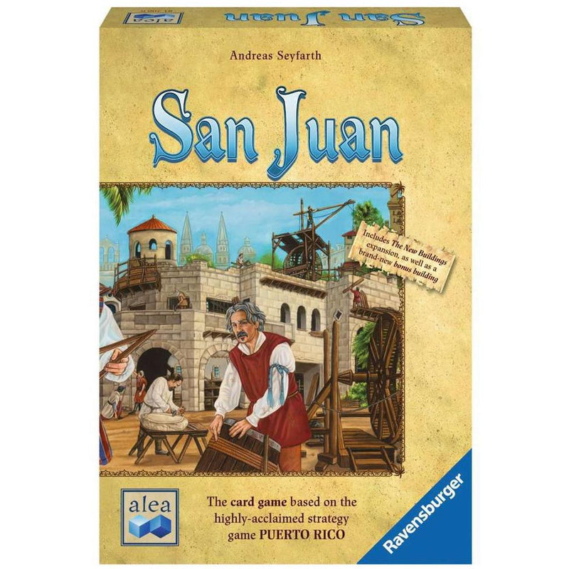 Brain Teasers And Strategy - Ravensburger San Juan
