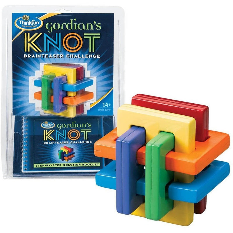 ThinkFun Gordian's Knot - Brain Teasers and Strategy - Anglo Dutch Pools and Toys