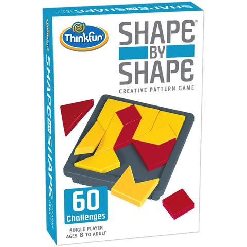 ThinkFun Shape By Shape - Brain Teasers and Strategy - Anglo Dutch Pools and Toys