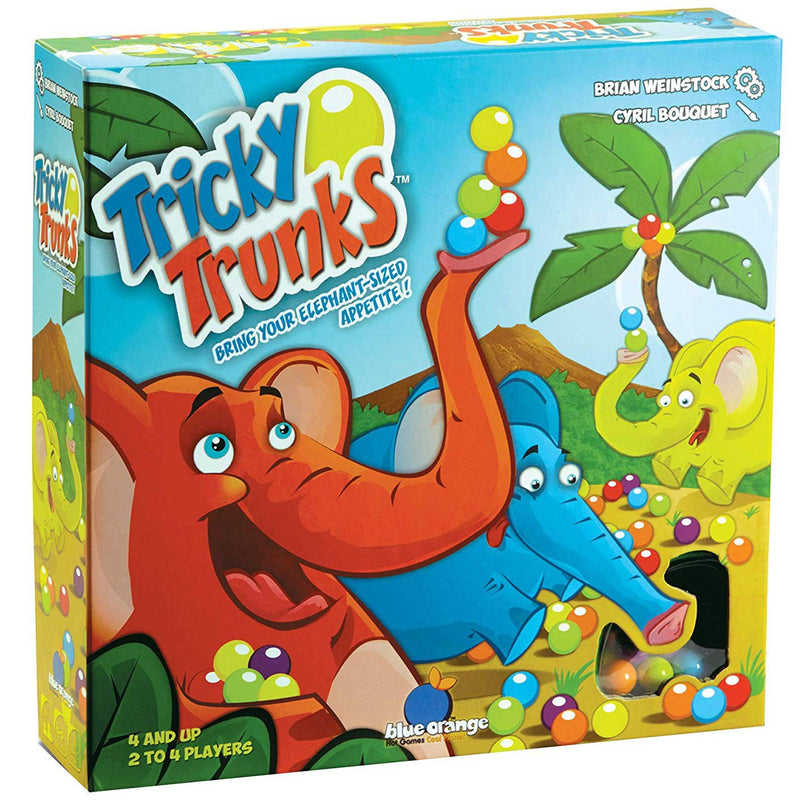 Brain Teasers And Strategy - Tricky Trunks Game