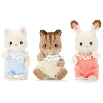 Calico Critters Baby Friends- - Anglo Dutch Pools & Toys  - 1