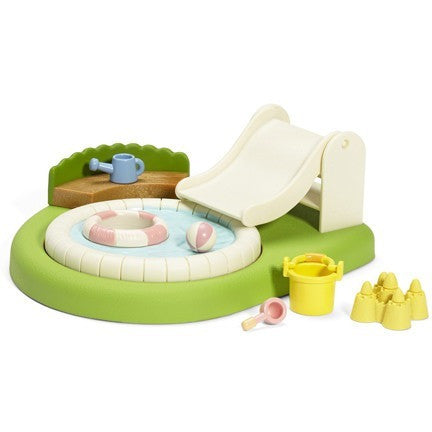 Calico Critters Baby Pool & Sandbox - Calico Critters - Anglo Dutch Pools and Toys