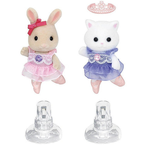 Calico Critters - Calico Critters Ballerina Friends