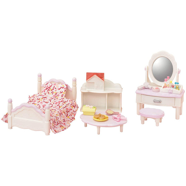 calico critters bedroom  vanity set  calico critters