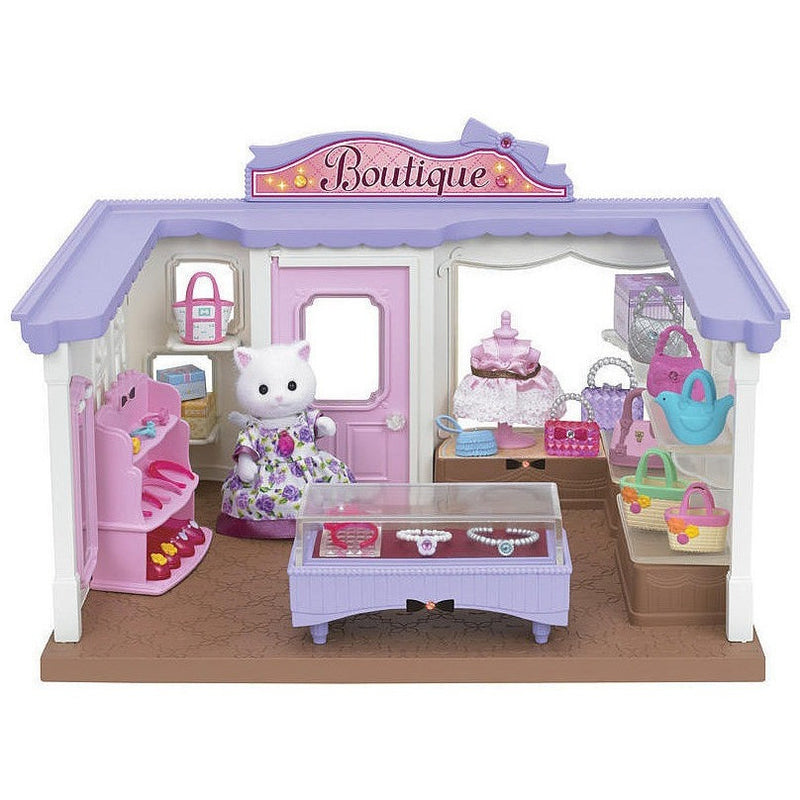 Calico Critters Boutique Playset- - Anglo Dutch Pools & Toys  - 1