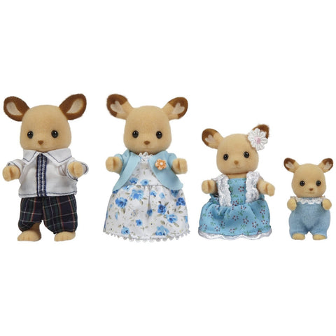 Calico Critters Buckley Deer Family - Calico Critters - Anglo Dutch Pools and Toys