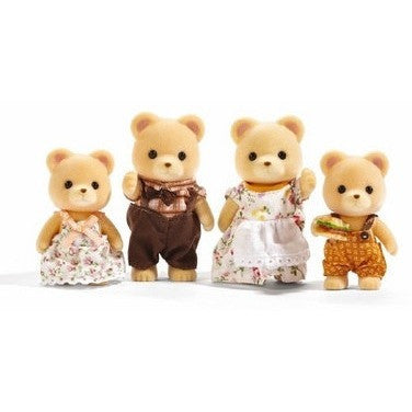 Calico Critters Cuddle Bear Family - Calico Critters - Anglo Dutch Pools and Toys