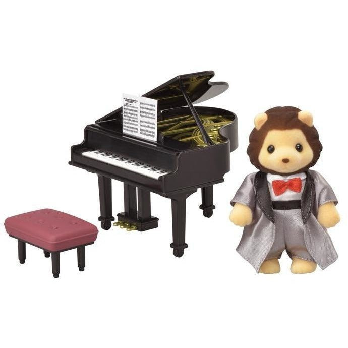 Calico Critters - Calico Critters Grand Piano Concert Set