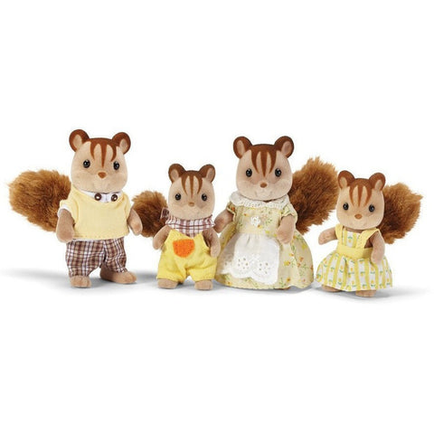 Calico Critters Hazelnut Chipmunk Family - Calico Critters - Anglo Dutch Pools and Toys