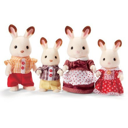 Calico Critters Hopscotch Rabbit Family - Calico Critters - Anglo Dutch Pools and Toys
