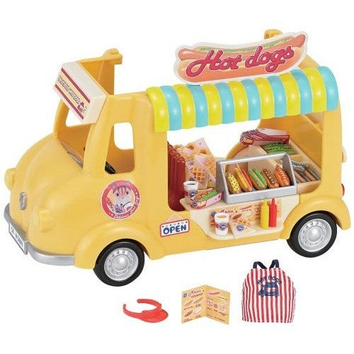 Calico Critters Hot Dog Wagon- - Anglo Dutch Pools & Toys  - 1