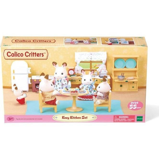 calico critters kozy kitchen set - Kozy Kitchen