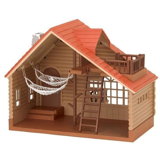 Calico Critters Lakeside Lodge