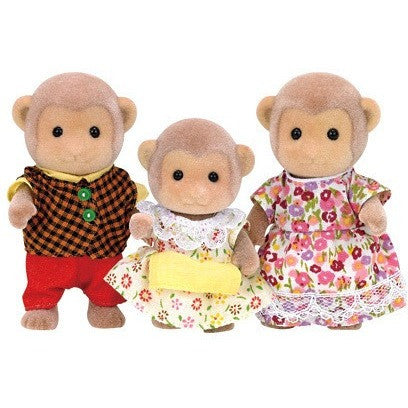 Calico Critters Mango Monkey Family - Calico Critters - Anglo Dutch Pools and Toys