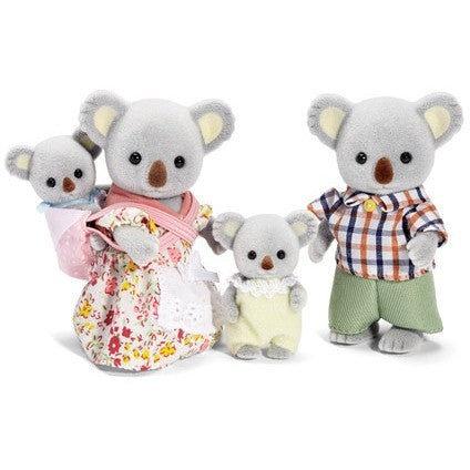 Calico Critters Outback Koala Family - Calico Critters - Anglo Dutch Pools and Toys