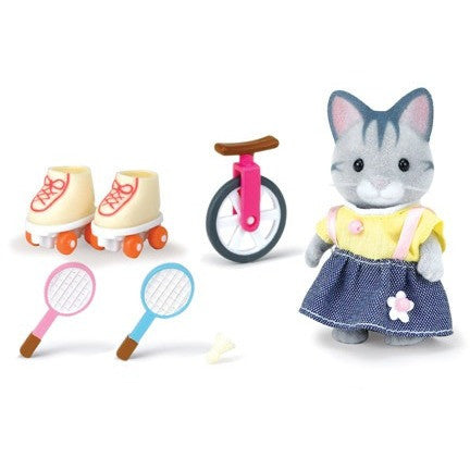 Calico Critters Outdoor Sports Fun- - Anglo Dutch Pools & Toys  - 1