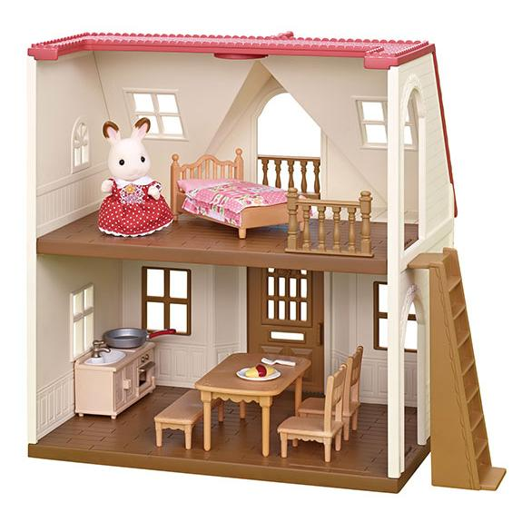Calico Critters - Calico Critters Red Roof Cozy Cottage