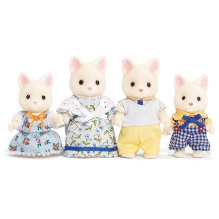 Calico Critters Silk Cat Family - Calico Critters - Anglo Dutch Pools and Toys