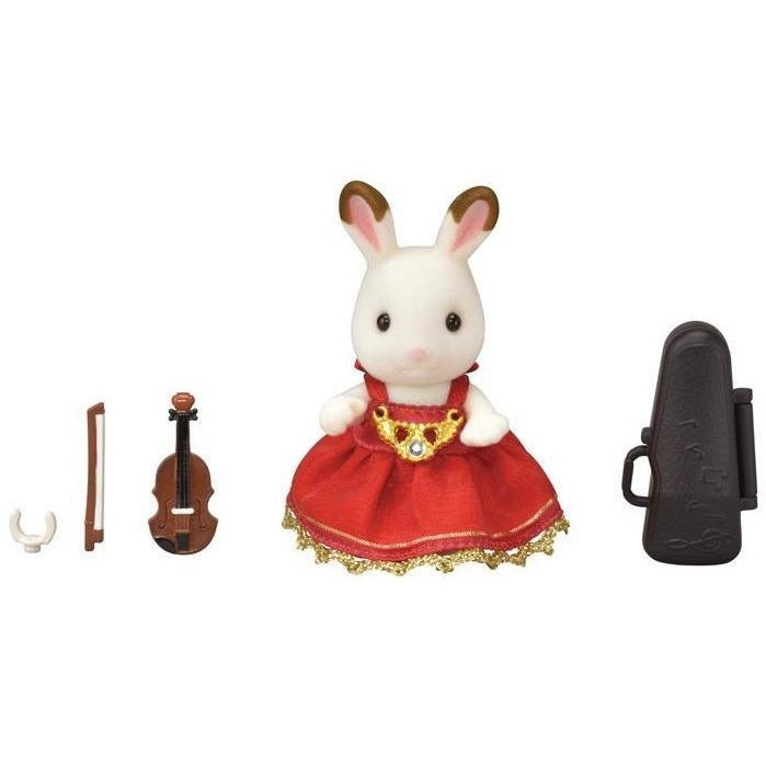 Calico Critters - Calico Critters Violin Concert Set