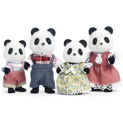 Calico Critters Wilder Panda Bear Family - Calico Critters - Anglo Dutch Pools and Toys