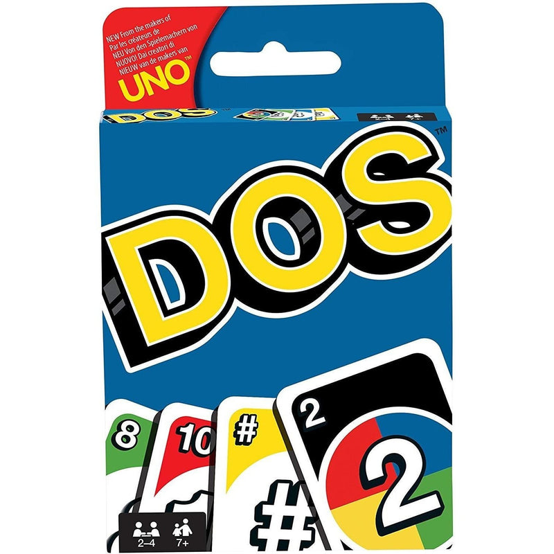 Card And Travel Games - DOS Card Game