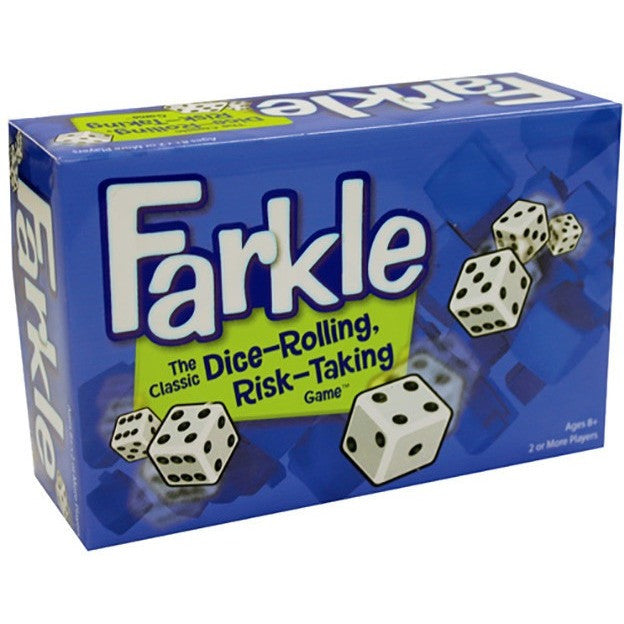 Farkle Classic Dice Game- - Anglo Dutch Pools & Toys  - 1