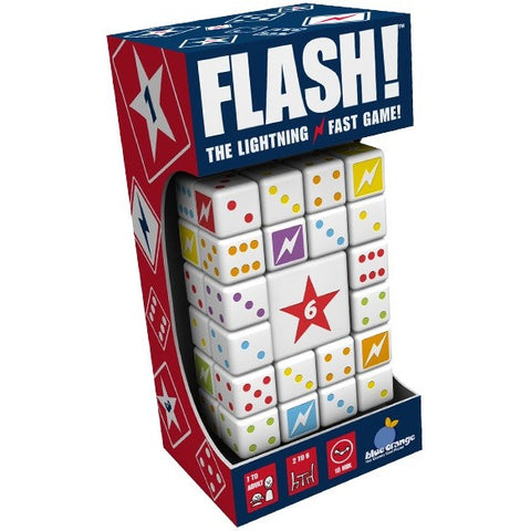 Flash! - The Lightening Fast Game - Card and Travel Games - Anglo Dutch Pools and Toys