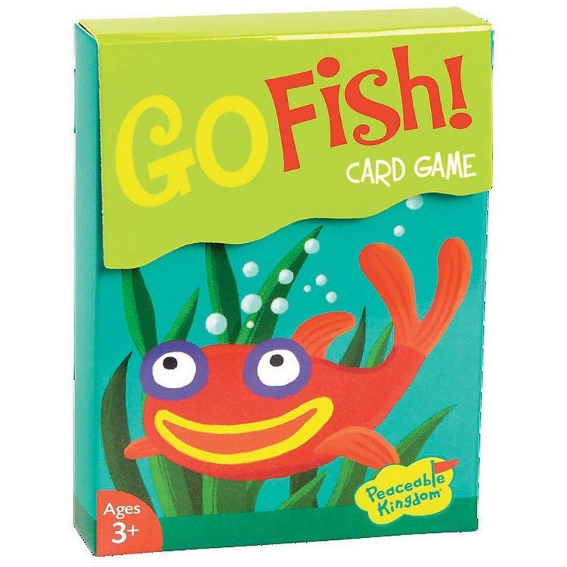 Card And Travel Games - Go Fish! Card Game