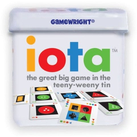 Iota - Card and Travel Games - Anglo Dutch Pools and Toys