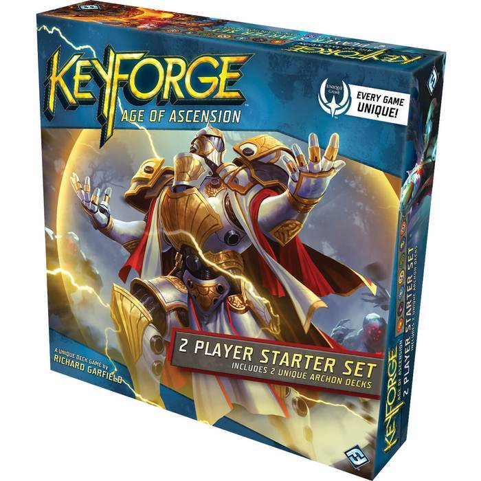 Card And Travel Games - KeyForge: Age Of Ascension Two-Player Starter
