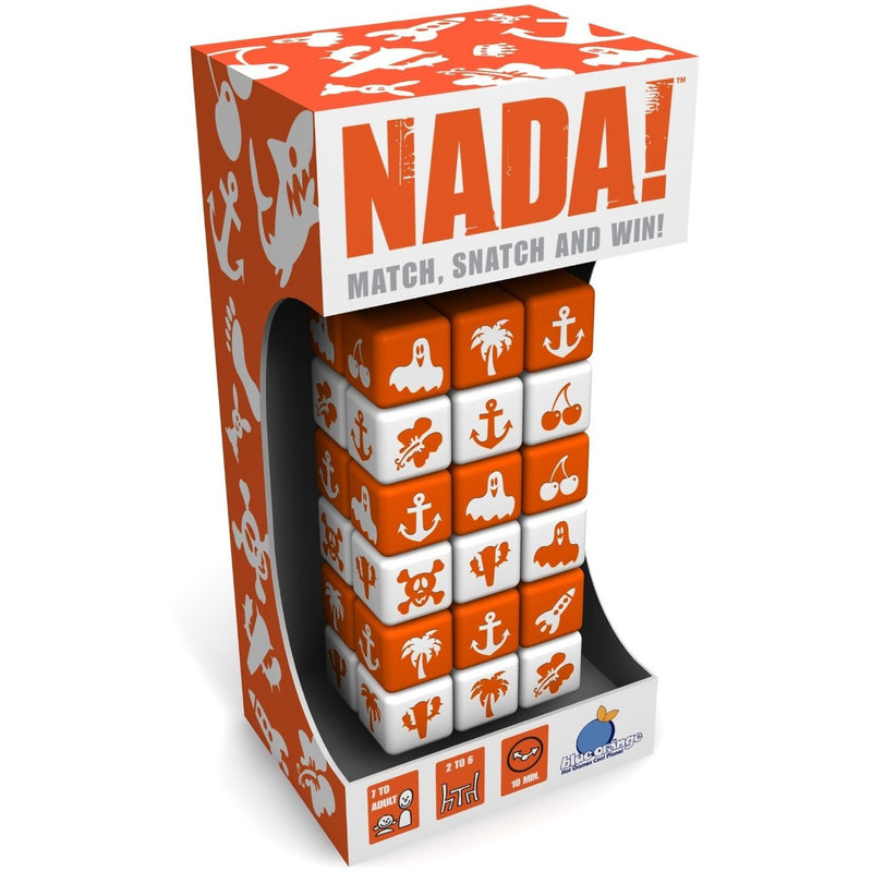 NADA! Game - Card and Travel Games - Anglo Dutch Pools and Toys