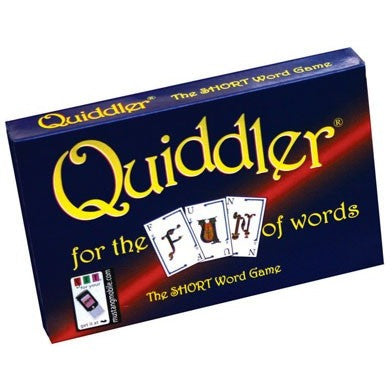 Quiddler - Card and Travel Games - Anglo Dutch Pools and Toys